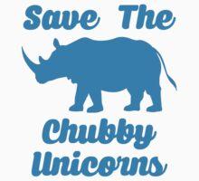 SAVE THE CHUBBY UNICORNS by mralan