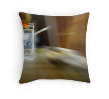 The Marmalade is empty Throw Pillow