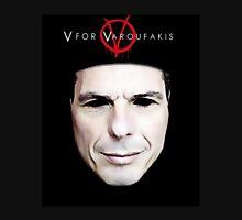 V for Varoufakis T-Shirt