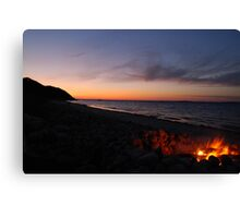 The Perfect Ending... Canvas Print