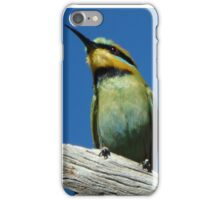 Rainbow Bee-eater iPhone Case/Skin