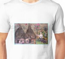 Ancient Temples  Unisex T-Shirt