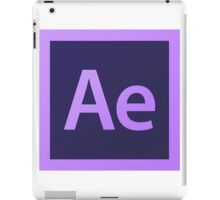 Adobe After Effects. iPad Case/Skin