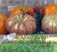 Thankfulness by wahumom