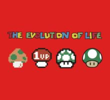 The Evolution of Life Kids Clothes