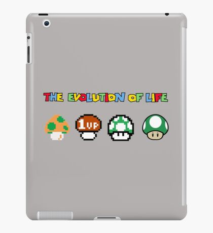 The Evolution of Life iPad Case/Skin