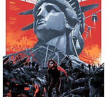 Escape from New York  by zeebigfella