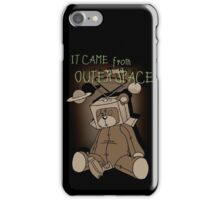 It Came from Outer Space - in sepiatone iPhone Case/Skin