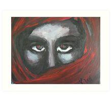 Darfur - 4 Art Print