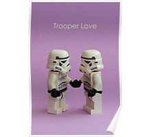 Trooper Love Poster