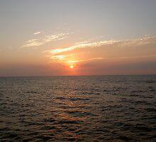 sunset 3 by xsammix