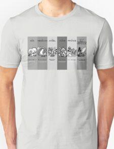 The Team - Twitch Plays Pokemon T-Shirt