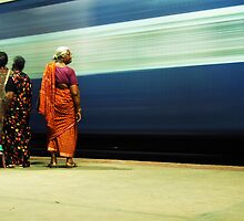 Waiting by Vikram Franklin