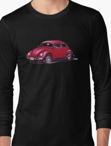 Volkswagen Beetle 1957. Long Sleeve T-Shirt
