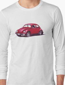 Volkswagen Beetle 1957. Long Sleeve T-Shirt