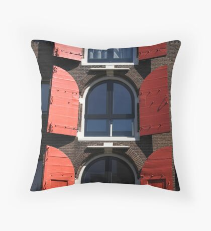 Oranje Boven! (Orange Above) Throw Pillow