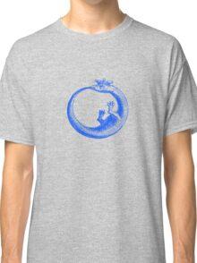 Alchemical Dragon Bites His Tail Classic T-Shirt