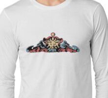 Auricular Gargoyle Style Long Sleeve T-Shirt