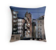 Matsuyama -- Apartments Throw Pillow