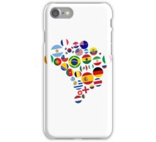 Brasil Nations iPhone Case/Skin