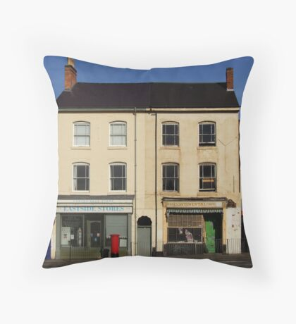 'The Eastside Stores' Throw Pillow