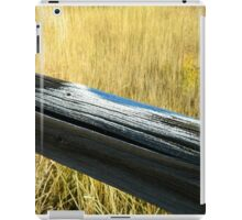 Frosted Fence iPad Case/Skin