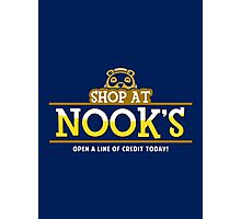Shop at Nook's Photographic Print