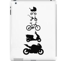 Motorcycle Evolution iPad Case/Skin