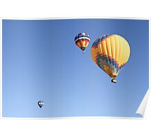 Hot Air Balloon Ride - A Special Adventure  Poster