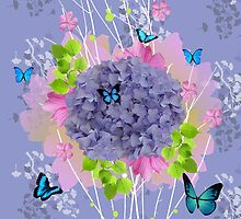 Swirlee purple by Koekelijn