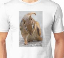 Ninja Chipmunk Unisex T-Shirt
