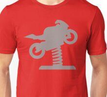 Playground bike to wobble Unisex T-Shirt