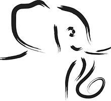 Simple Elephant by WondraBox