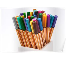 Stationery Poster