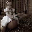 sad cinderella by Katie Hoisington