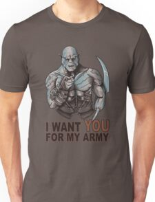 I WANT YOU FOR MY ARMY Unisex T-Shirt