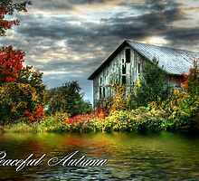 Peaceful Autumn by Karri Klawiter