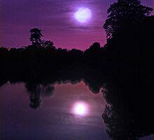 Coate Moon by GlennB