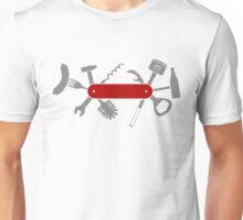 Men pocket knife Unisex T-Shirt