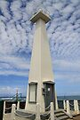 Old Lahaina Light by DJ Florek