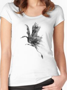 cool sketch 75 Women's Fitted Scoop T-Shirt