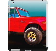 Ford Bronco Classic from VivaChas Hot Rod Art iPad Case/Skin