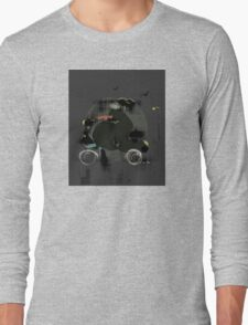cool sketch 76 Long Sleeve T-Shirt