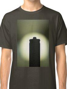 AAA Battery silhouette art photo Classic T-Shirt