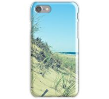 Atlantic Sand Dunes - Ocean City iPhone Case/Skin