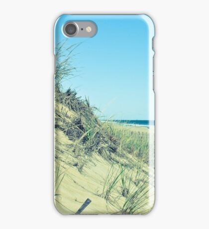 Atlantic Sand Dunes - Ocean City iPhone Case/Skin
