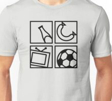 Soccer Elements Unisex T-Shirt