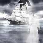 A Sea Story by WanderingSoulArt