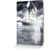A Sea Story Greeting Card