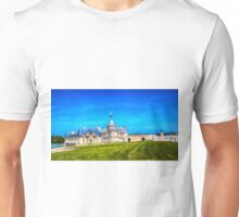 Chateau de Chantilly 3 Unisex T-Shirt
